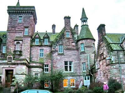 Verkauf Schloss Schottland Historisches Schloss In Dumfries