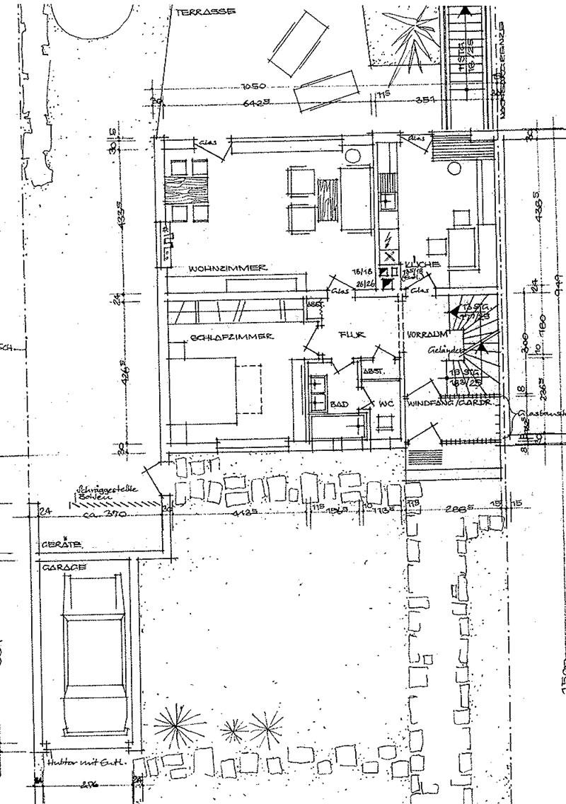 Grundrisse verkauf dhh mit einliegerwohnung in n rnberg for Immobilien nurnberg privat