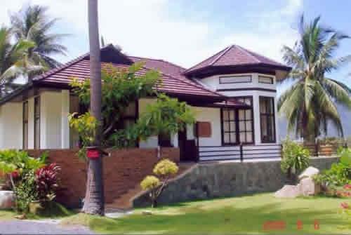 ferienhaus thailand verkauf ferienhaus 300 m zum strand. Black Bedroom Furniture Sets. Home Design Ideas