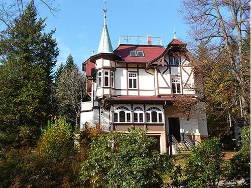 Zittauer Gebirge, Luftkurort Lückendorf: Wunderschöne