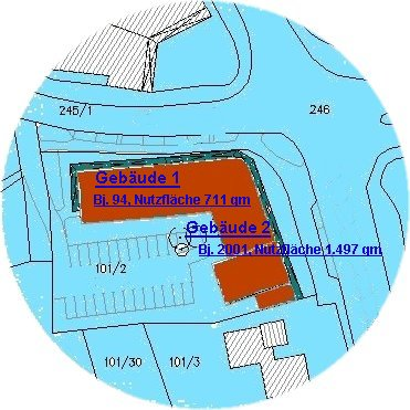 Immobilien Kapitalanlage Rendite Verkauf Bã¼rohaus