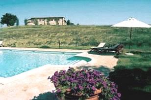 Immobilien toskana pienza bei siena verkauf einer alten for Pool verkauf