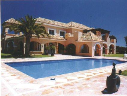 Ansicht villa pool villa marbella costa del sol for Pool verkauf