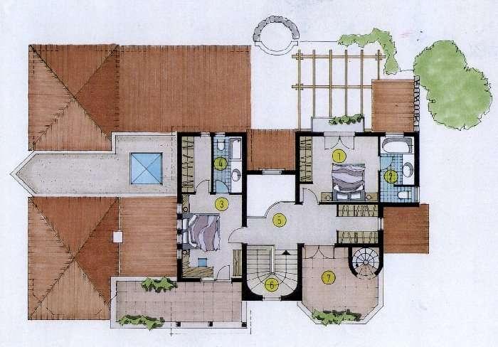Grundriss og dg villa mallorca santa ponsa verkauf for Grundrisse villa neubau