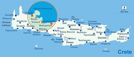 Griechenland Karte Kreta.Immobilien Kreta Griechenland Verkauf Haus Studio Und