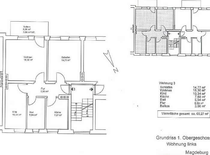 immobilien magdeburg verkauf 3 raumwohnung f r kapitalanleger in magdeburg sanierungszuschuss. Black Bedroom Furniture Sets. Home Design Ideas