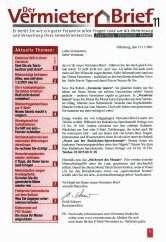 Vermieterbrief Vermieterrechte Durchsetzen Infos Urteilen